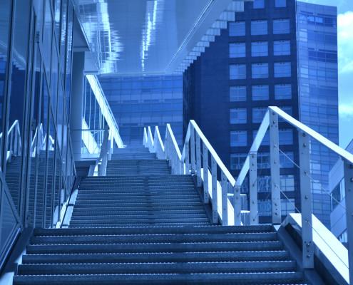 Amsterdam Zuid trap